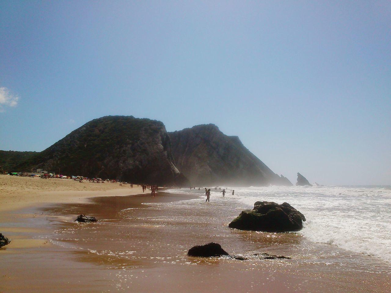Praiadaadraga Adraga Praia Da Adraga Sintra Adraga Beach Beach Praia Landscape Coastlandscape Coastline