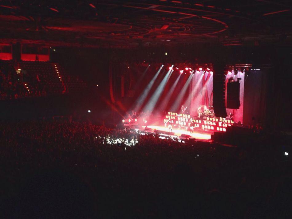 Millennial Pink Concert Korn Berlin