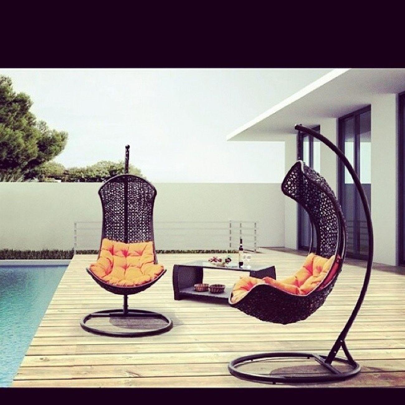 Curveswingchair Life Home Chair instaphoto zelimtonaterasi