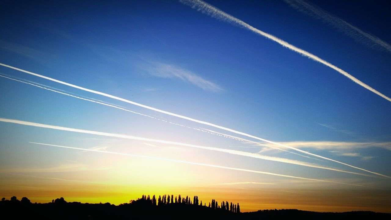 Sunrise Sunrise Silhouette Bavaria Sky Skyporn Goodmorning