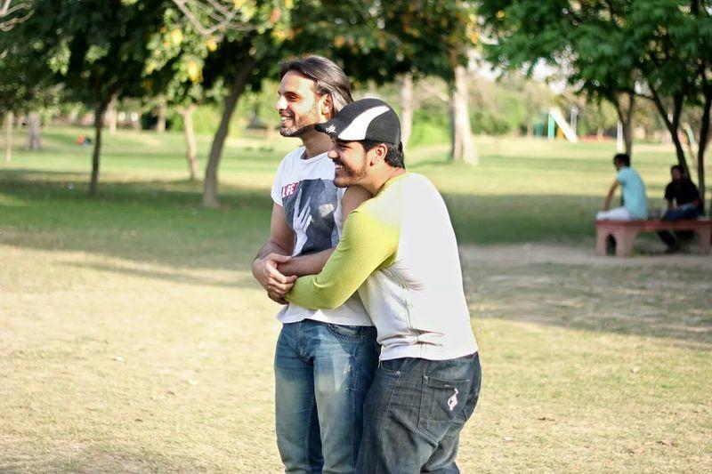 Me and Nouman Javed on shoot. Enjoying Life Hello World That's Me Dashing Drama Shot  Beatiful