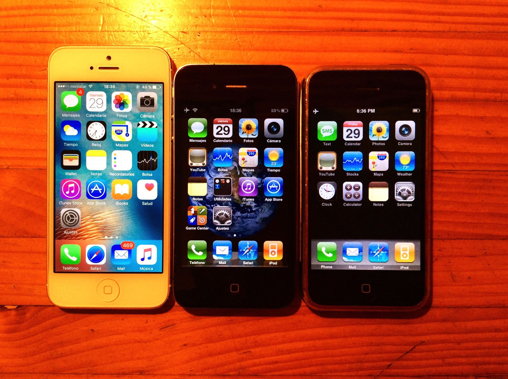 I guess you can say I'm an Apple fan 😎 Apple Vintage Iphone2g