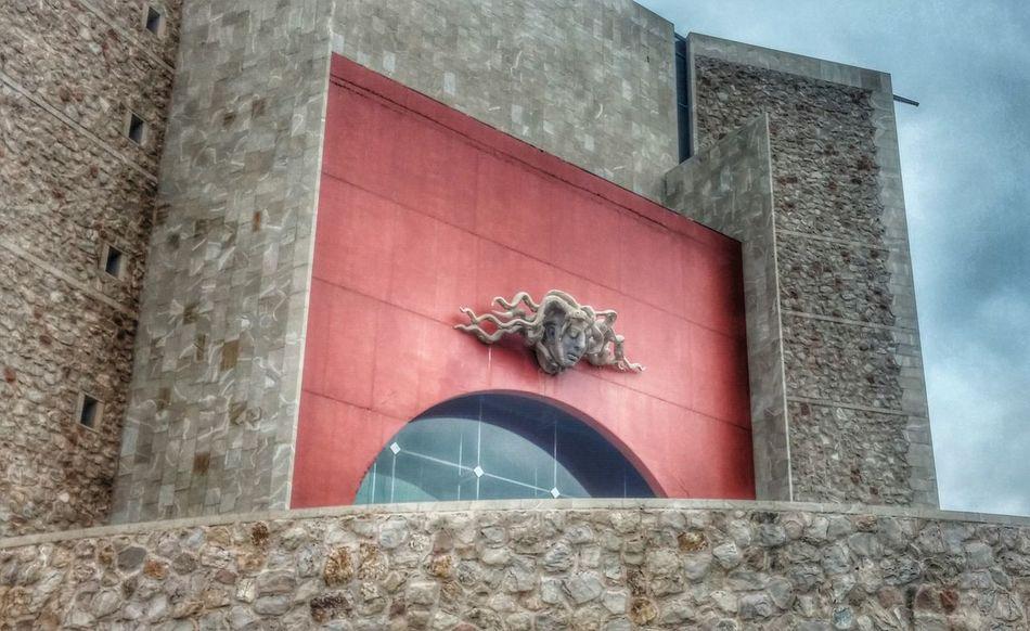 Medusa en el auditorio Alfredokraus Arquitectura Architecture