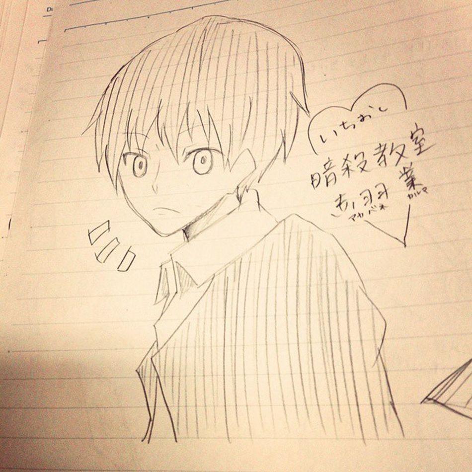 Anime Comic Assassin Class Illust 漫画 暗殺教室 絵