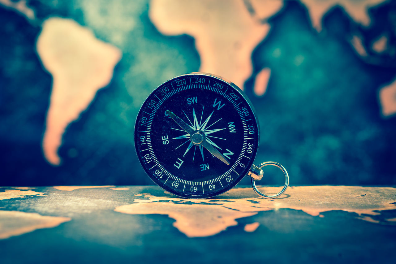 Adventure Arrow Business Compass Concept Countries Development Direction Economy Energy Explore Forward Global Globalization International Limit Map Monitoring Strategy Trade World World Map