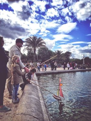 AMPt_community at Jardin du Luxembourg by Steph