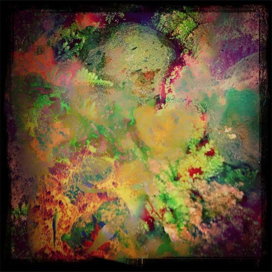 Aflame Art Colors Contemporaryart Abstractporn