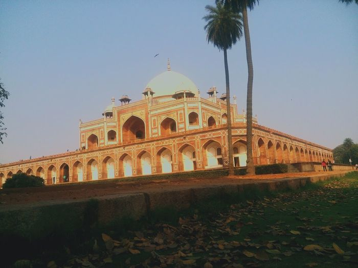 Taking Photos Photographic Memory Delhi Metro Tumb Heritage Site Heritage Building Conservation Work Architecture_collection Humayun's Tomb Delhi 7threflection