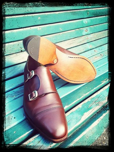 Handmade order Shoes by Fusswerk Manufaktur Basel Switzerland