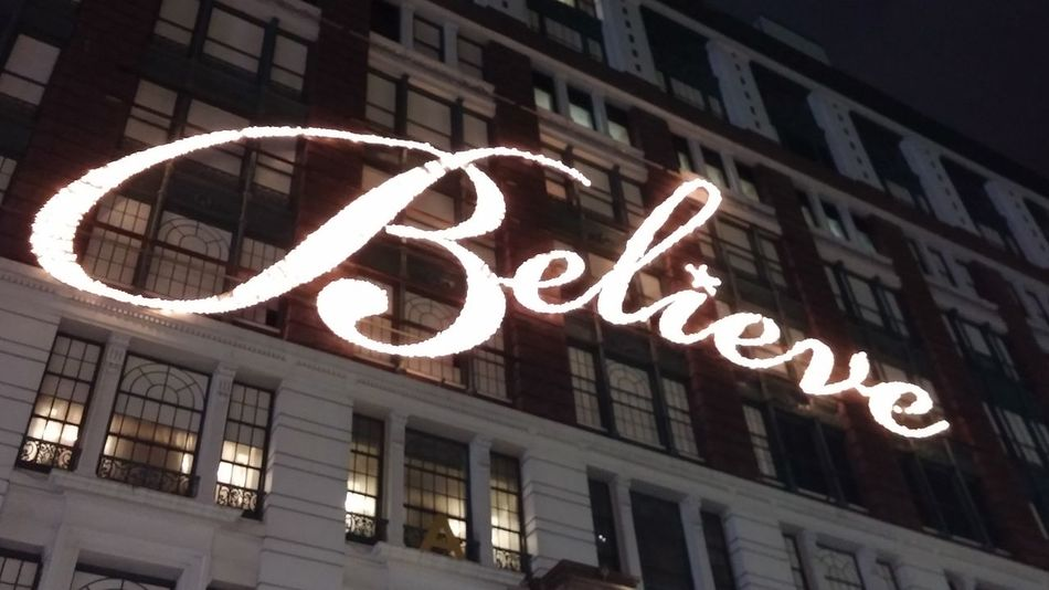 Macys... Believe Macys Empire Of Lights Check This Out
