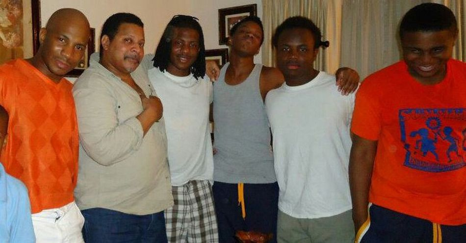 Me, My Brothers, And Dad