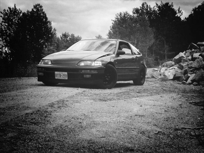 Hondaa CRX