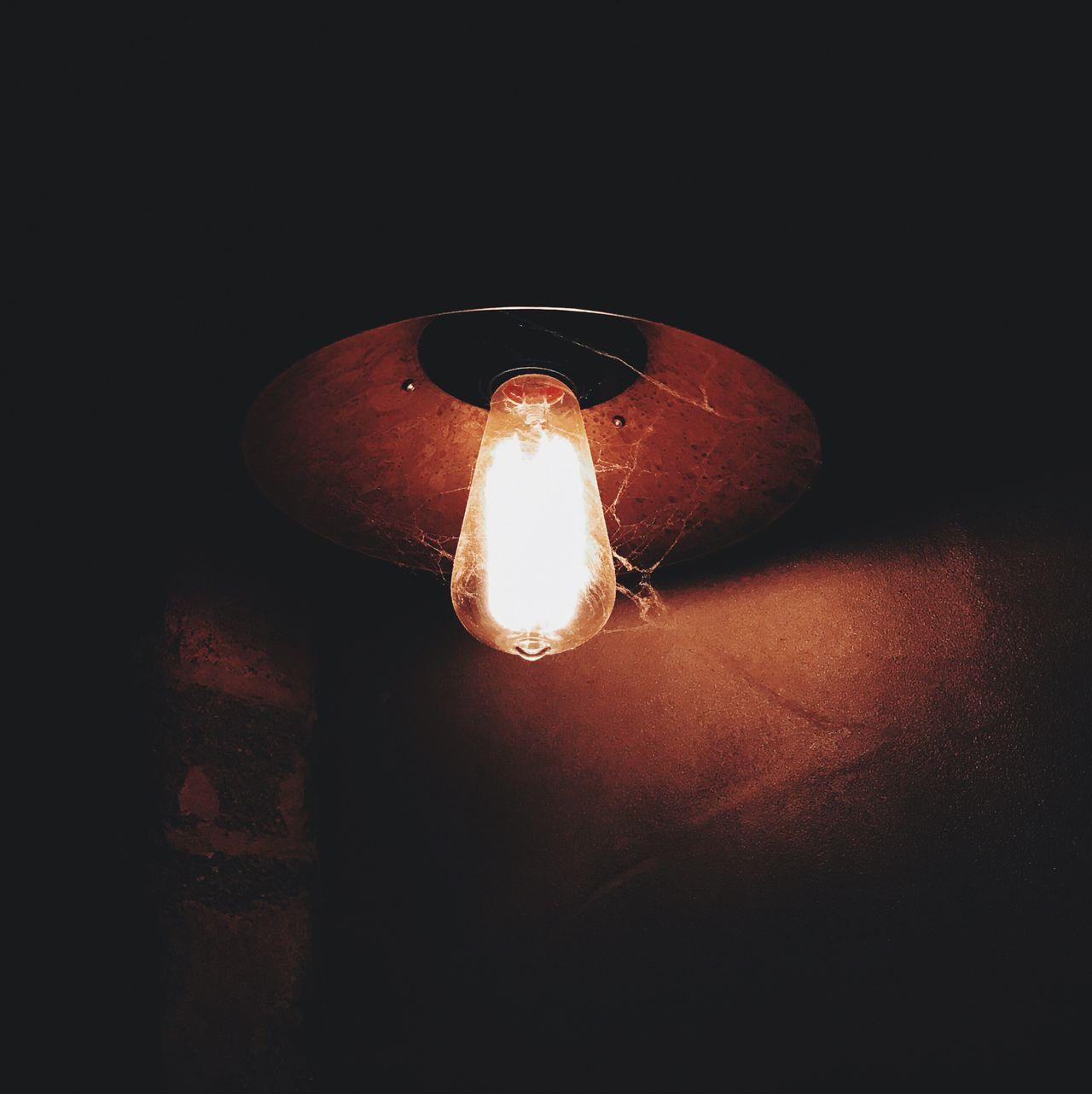 Lighting Equipment Electricity  Light Bulb Illuminated Close-up Black Background Power Supply No People Indoors  Night Filament