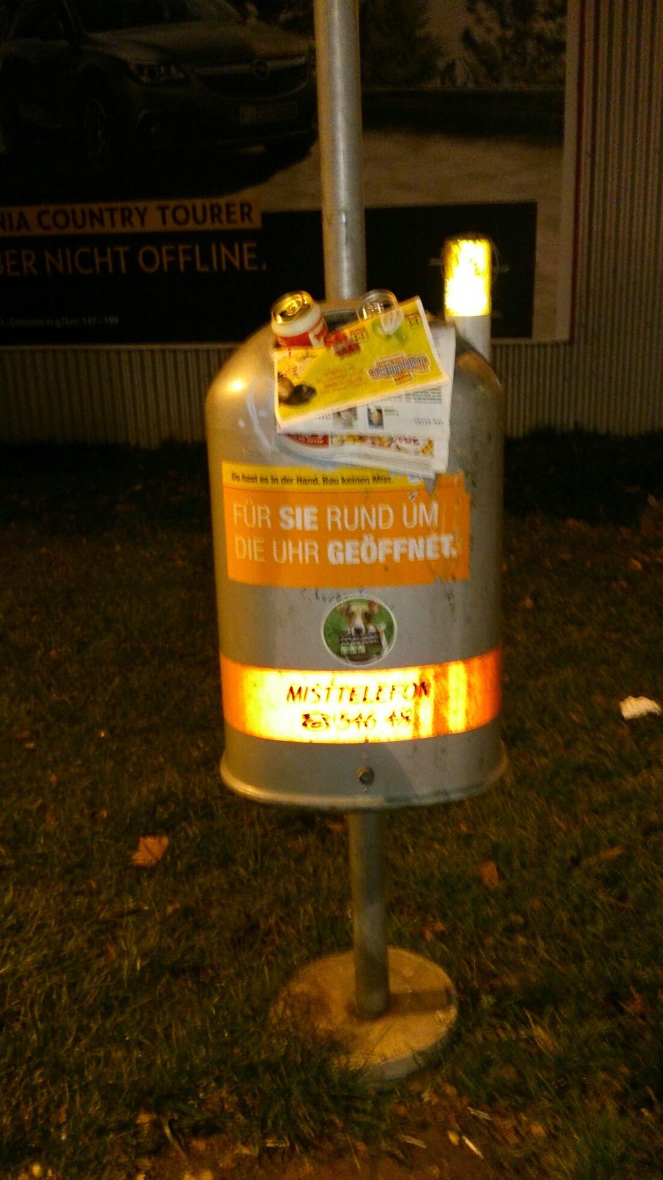 Mülleimer Der Stadt Wien Mülleimer Visual Statements Sprüche