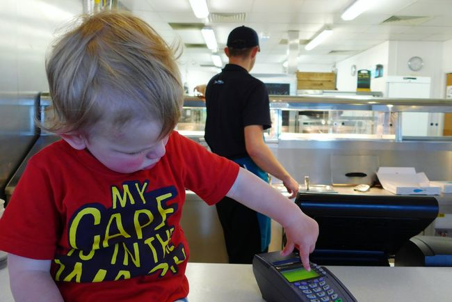 Is this chip and pin? Chip Shop Children Photography Holiday POV Holidays ☀