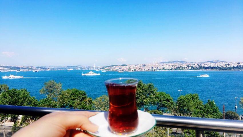 Istanbul Turkey Tea