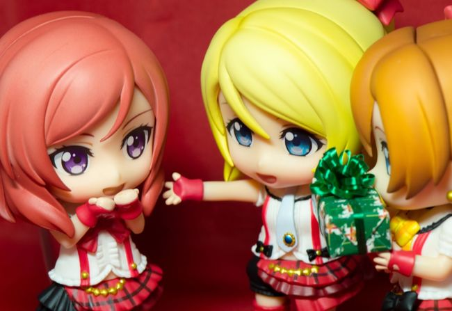 Happy Birthday Maki!! Goodsmilecompany Toyphotography Nendoroid Figurephotography Nendophotography Animefigure Lovelive Eliayase Honokakousaka Makinishikino
