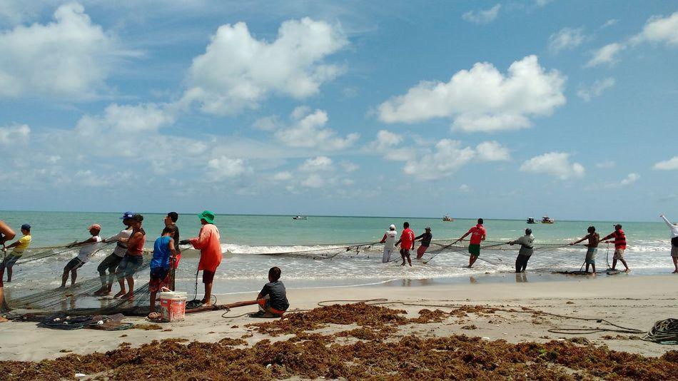 Praia de Lucena,Paraiba Brazil