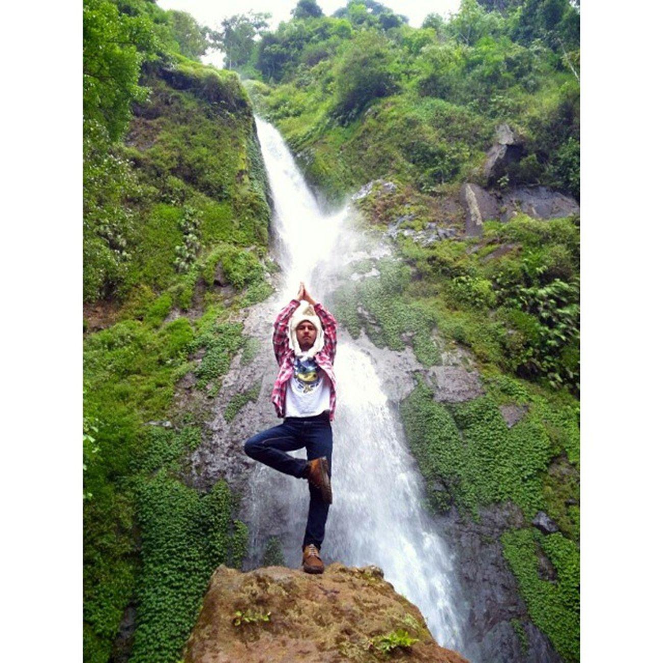 Namaste! Ridwanderful JarambahBandung DiBawahLangitBandung BandungIsMe