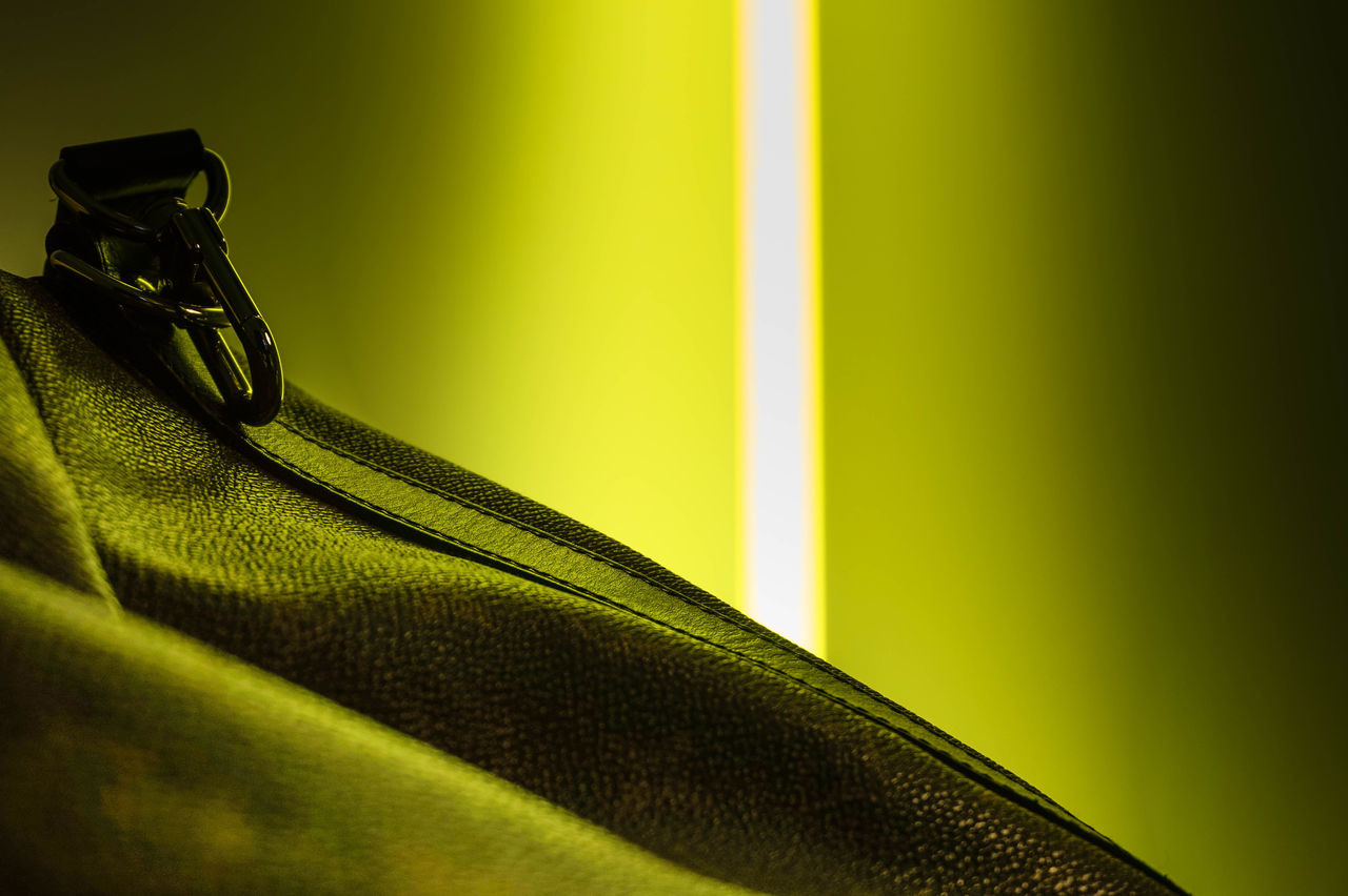 Close-up Indoors  Keepall Leather Luxury Neon No People Paris Pattern Pieces Single Object