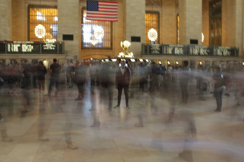 Architecture Blurred Motion Built Structure City Crowd Day Indoors  Large Group Of People People Travel Travel Destinations Walking