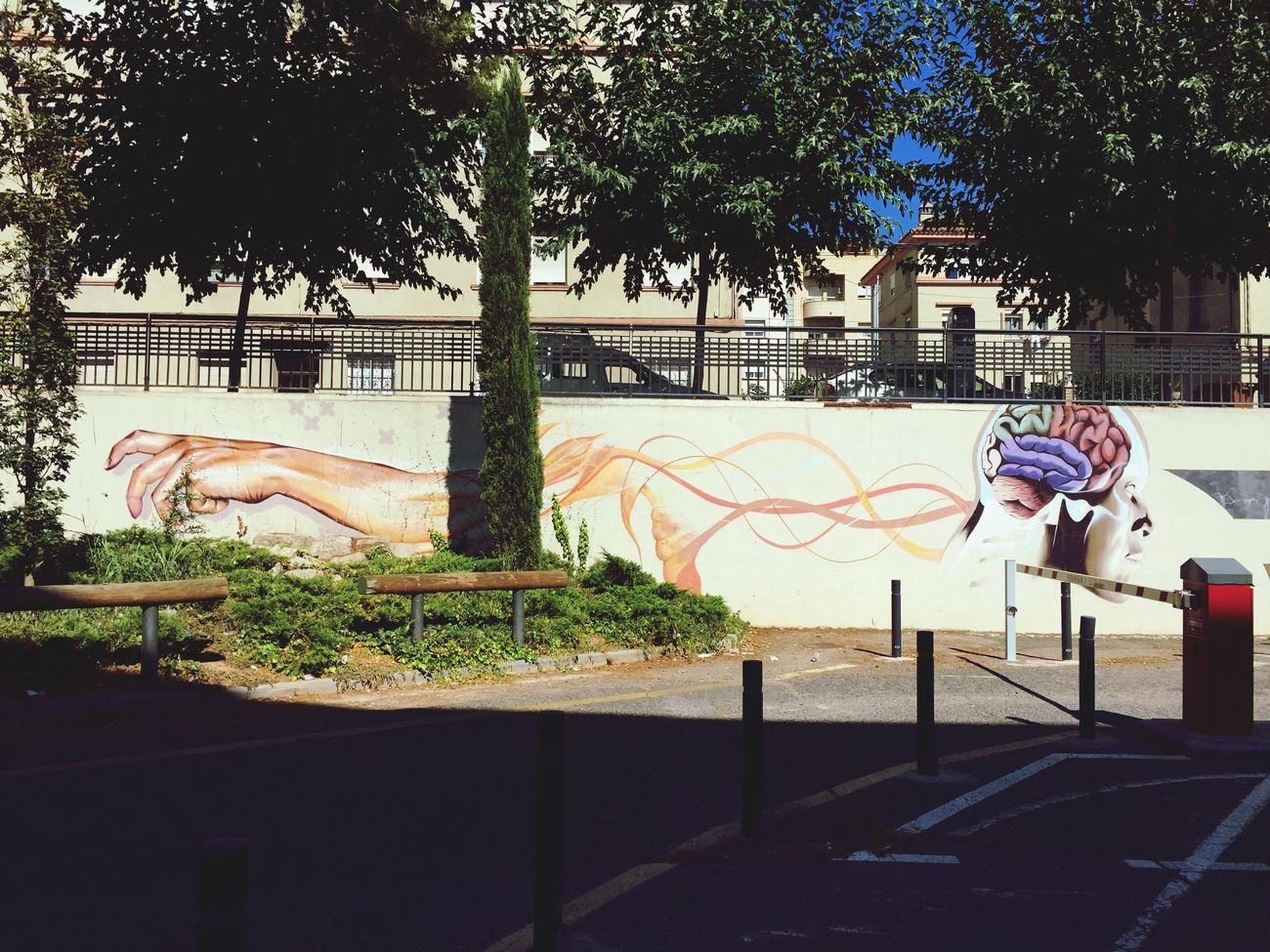 Urban mind Streetphotography Streetart Streetart/graffiti Lleida