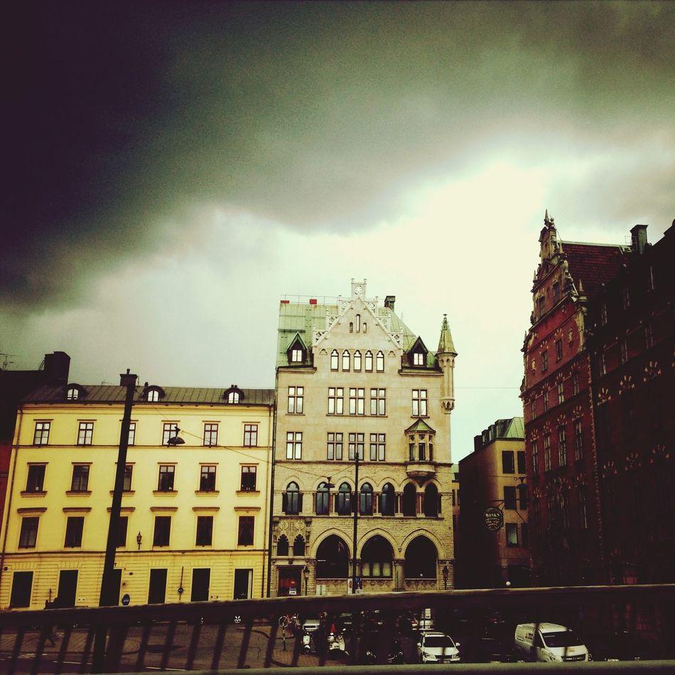 Listening To Music Swedish Girl In Stockholm Lisa Ekdahl