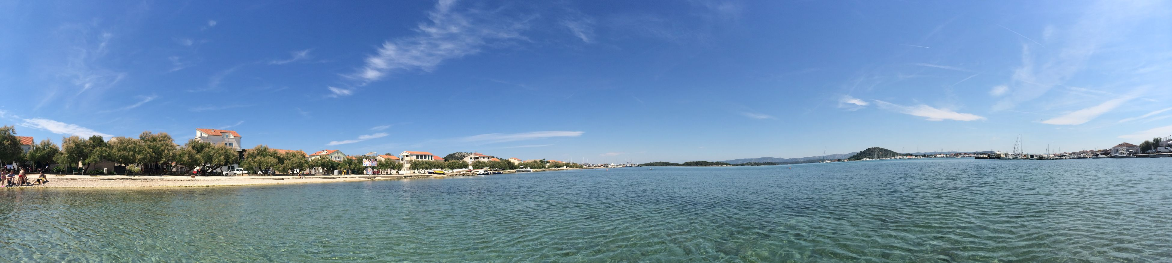 Croatia Strand Summertime Holiday MyPhotography Panorama Iphonegraphy 📱💕