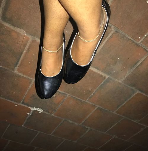 Shoe Low Section One Person Women Young Adult EyeEm Anklet