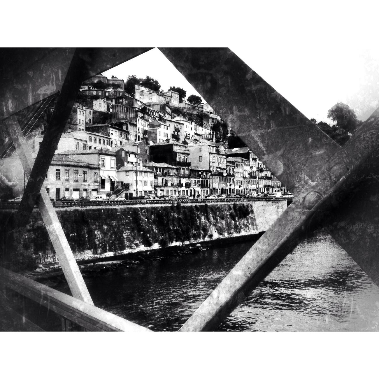 EyeEm Best Shots - Black + White EyeEm Best Shots - Landscape Walking Around The City  in Porto.