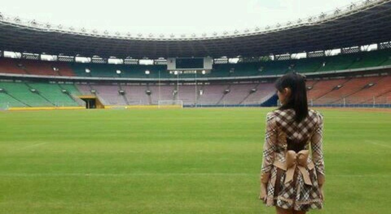 Gelorabungkarno Jakarta Indonesia TheUntoldStoryOfJKT48 JKT48GBK JKT48Pemilihan2016 WeCan! Eyeemlikeforlike Photooninstagram