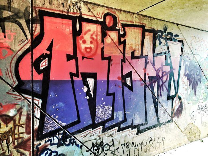 Graffiti Communication Street Art Text Built Structure Architecture No People Painted Image Graffiti Art And Craft Spray Paint Creativity Aerosol Can Spraying Eye4photography  France Lifestyles Street Streetphotography EyeEm Best Shots EyeEm EyeEmBestPics Multi Colored