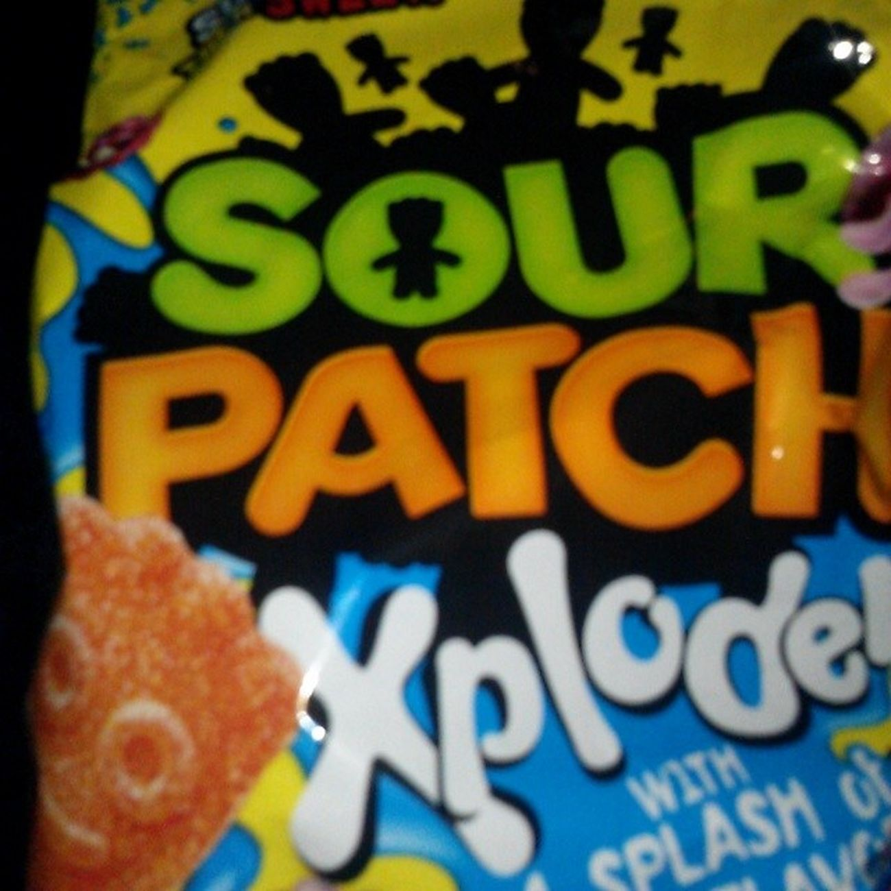 Day11 Decemverchallenge Addiction Sourpatches xploders :)