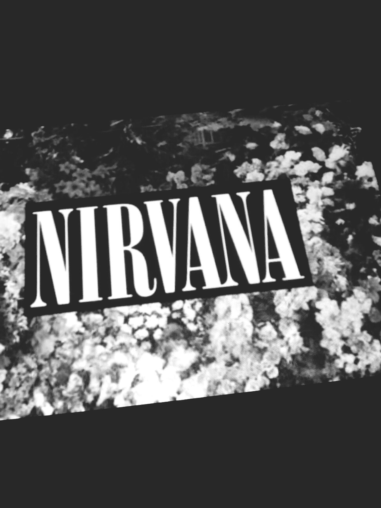 I'm not gonna crack Nirvana Band Grunge Lithium