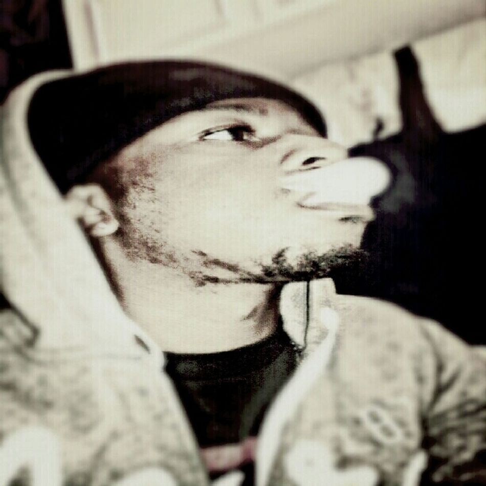 marijuana so loud it made a nigga go deaf #bambamkush