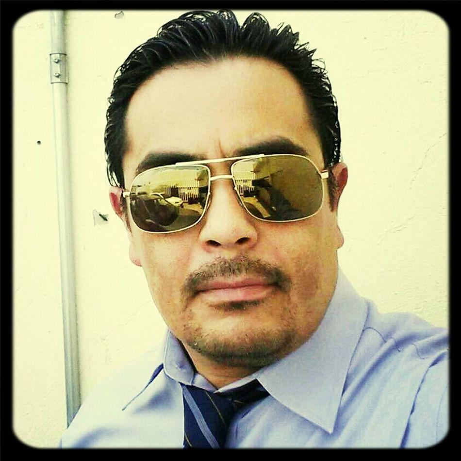 Oscar Vega Taking Photos