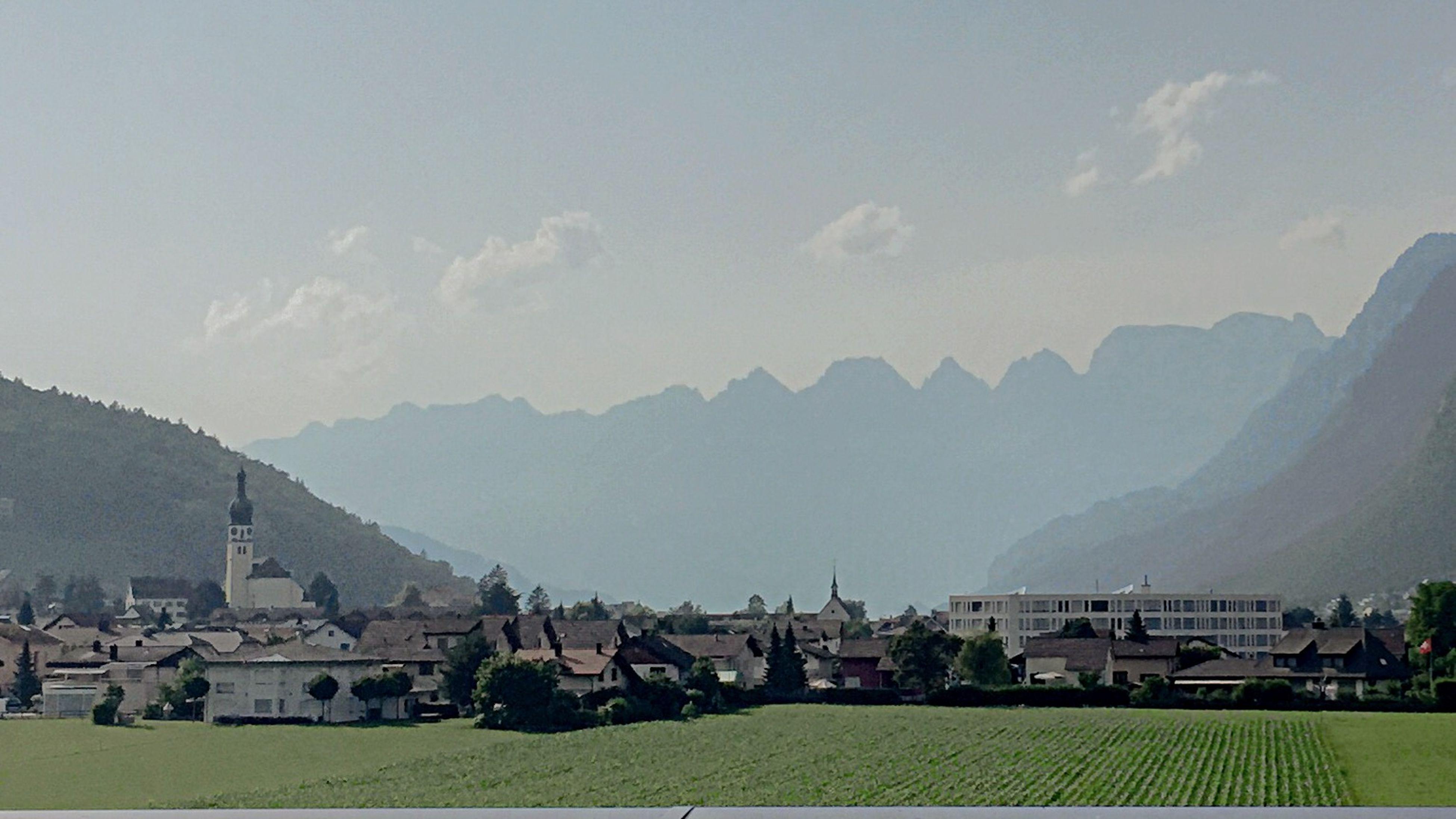 Sargans Pizol Park Churfirsten Switzerland mountains Overwhelmed Mountains Mountain Mountains And Sky Summer IPS2015Landscape