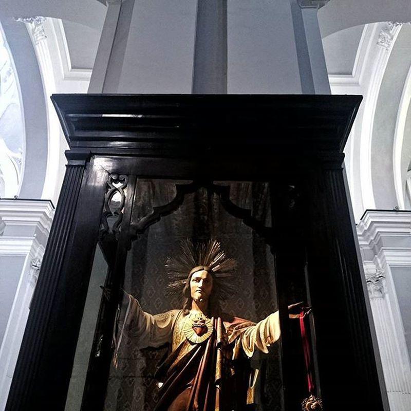 Jesus Portrait Assimpleasthat Religion Traveling Naples