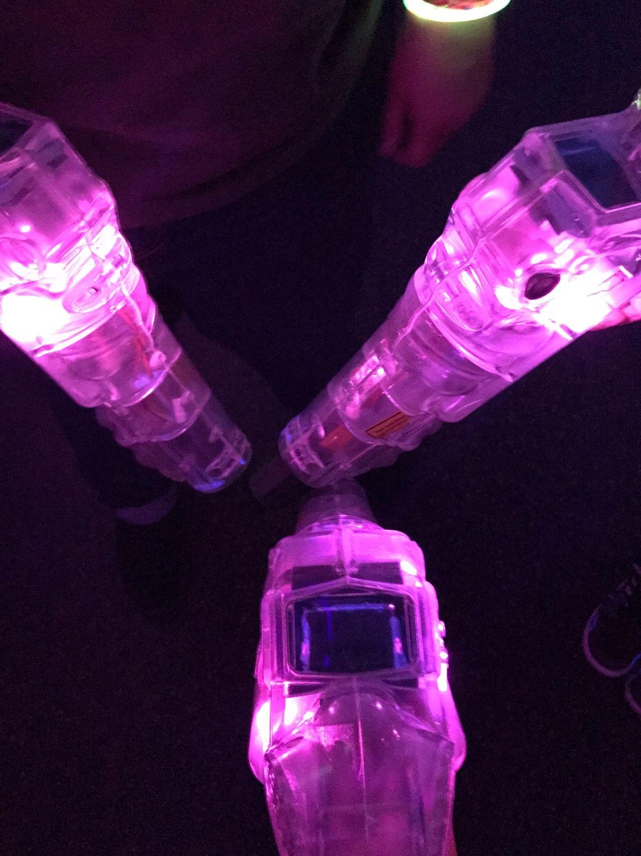 Laser-Art Lasertag Laser Glowinthedark