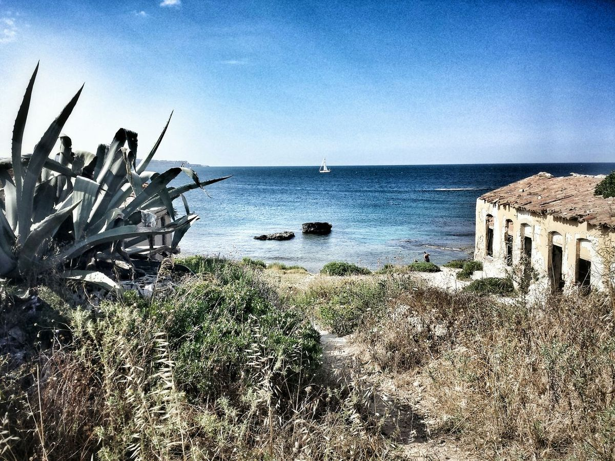 Taking Photos Hello World Relaxing Sicily Summer Getting Inspired Enjoying The View Sea View Sea Sea Life Plemmirio - Pillirina 🐠
