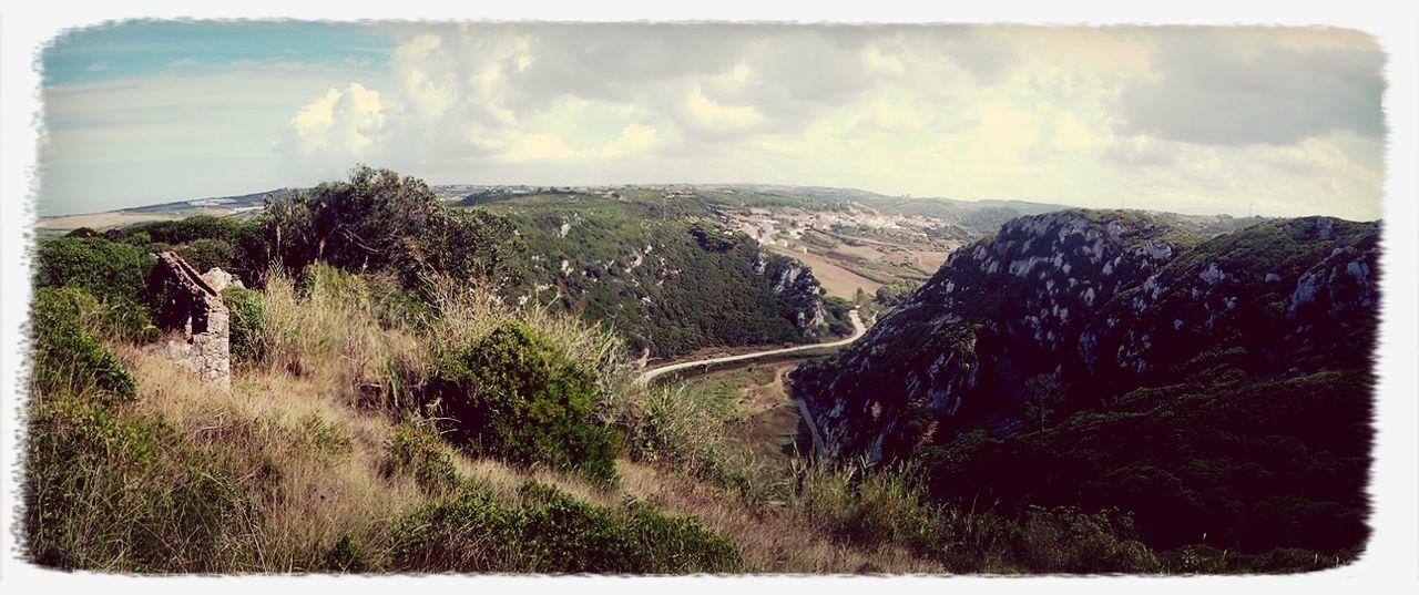 Estrada Privada Rio Alcabrichel Landscape