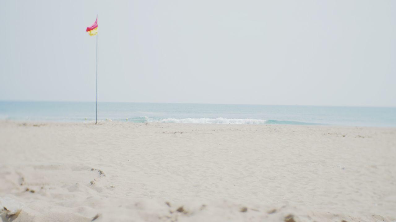 夏日清涼照👙,曬昏前的最後一下快門 Relaxing Sea Sunshine Hot Day Taking Photos Summer Views