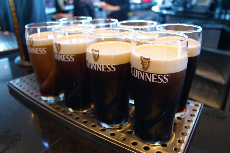 Alcohol Beer Beer Glass Beer O'clock Beer Time Beverage Beveragephotography Brown Canon 1100D Close-up Drink Drinking Food And Drink Freshness Friends Glass Guinness Guinnessstorehouse Harp No People Party Pub Refreshment Scum Tasting
