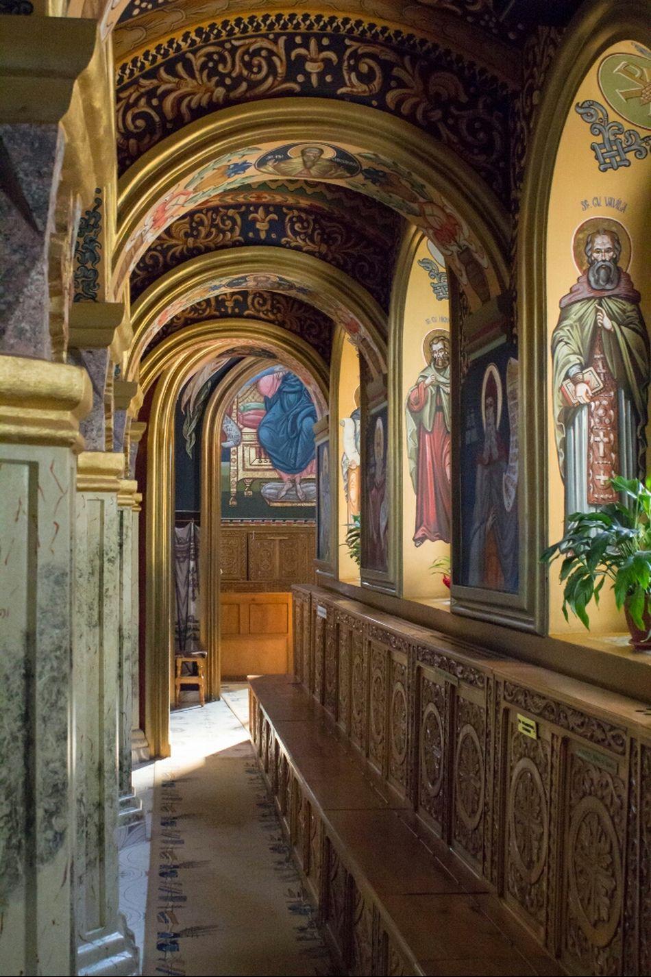 orthadox church Church Romania Religion Painting
