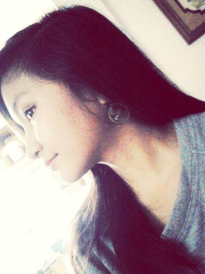 side view ;) Selfportrait Mockingjaypart1 Earrings