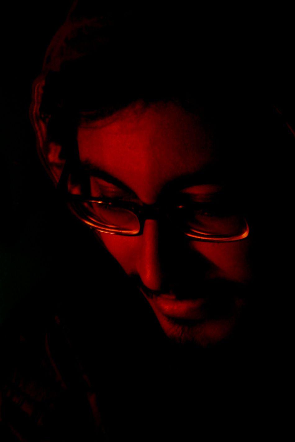 Potrait Midnight On Candle Light Glass First Eyeem Photo