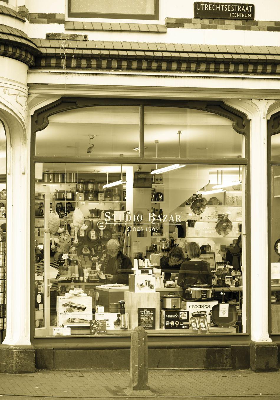 Amsterdam.nl utrechtsestraat Store Store Window Architecture