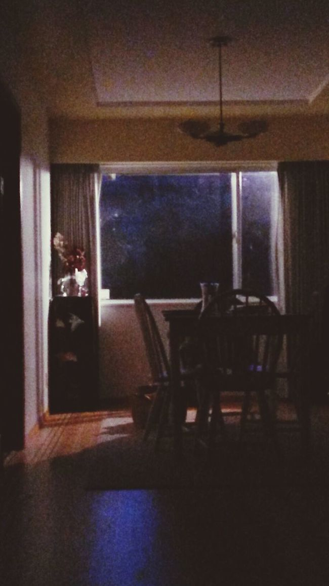 night time lonliness. Ghost Light HomeAlone