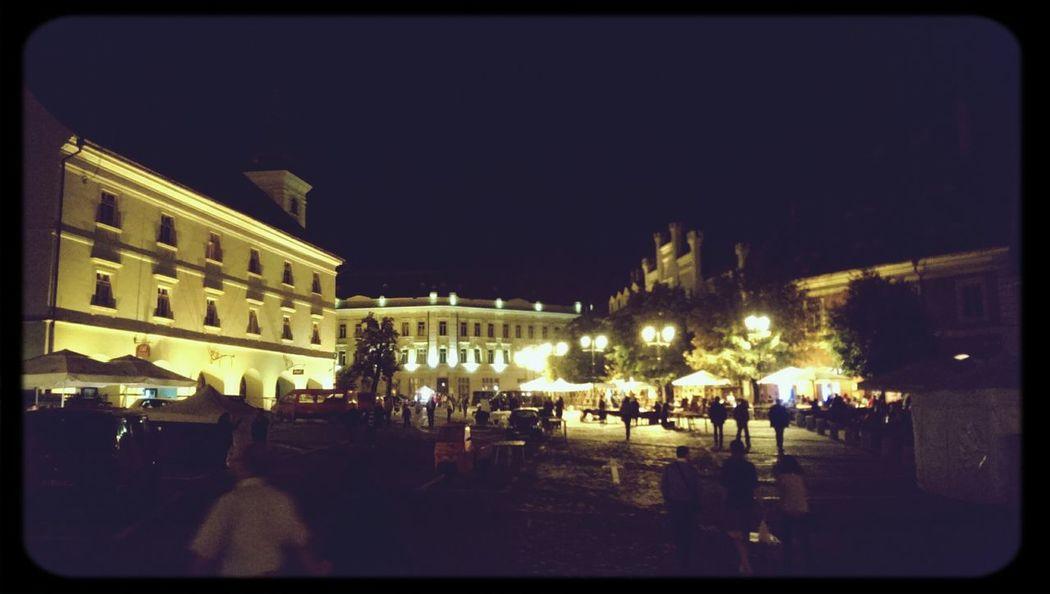 Sibiu Hanging Out