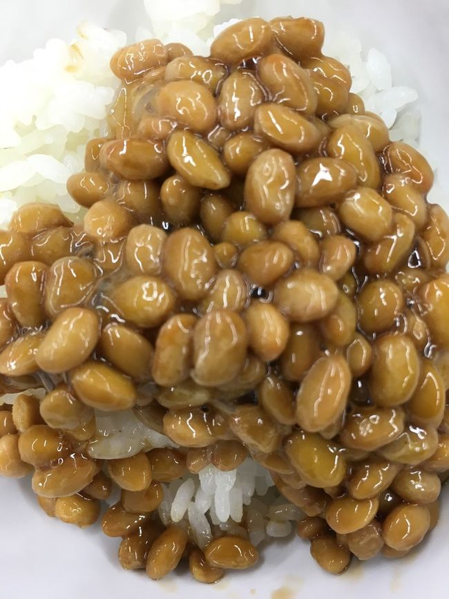 Natto Japanese Food Food And Drink Food Freshness Close-up Healthy Eating Indoors  Plate Meal Ready-to-eat Cooked Indulgence Ready To Eat Lunch Dinner Serving Size Appetizer